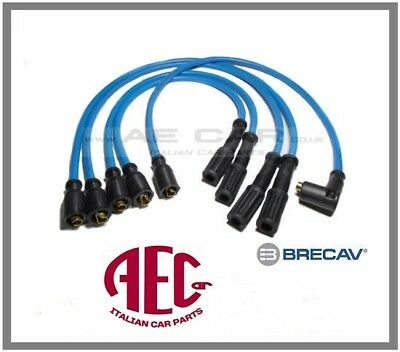 Ignition Lead Set 8Mm - Lancia Delta Integrale 8V (1986-1991) 2142283