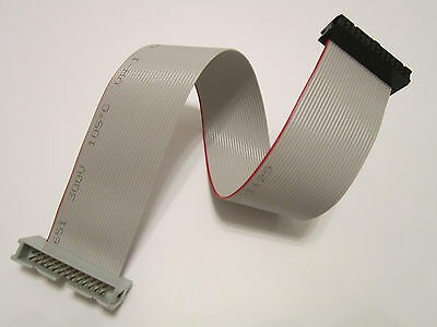 GPIO Extender Ribbon Cable 26 Way MALE-FEMALE for Raspberry PI Gertboard UK IDC