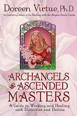 Archangels and Ascended Masters by Doreen Virtue New Paperback Book