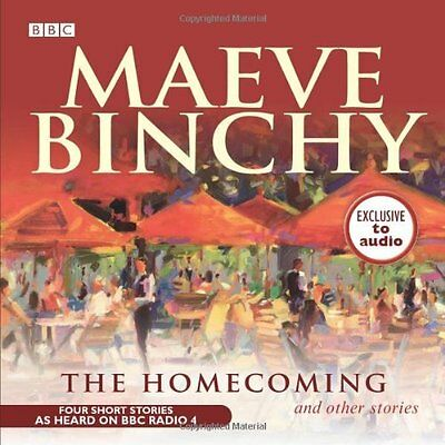 Homecoming and Other Stories by Maeve Binchy New CD-Audio Book