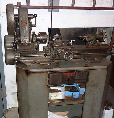 Myford 7 Lathe and stand - good working condition