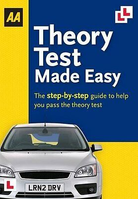Theory Test Made Easy by Gregory  Jane Paperback New  Book