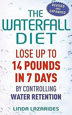 Waterfall Diet by Linda Lazarides New Paperback Book