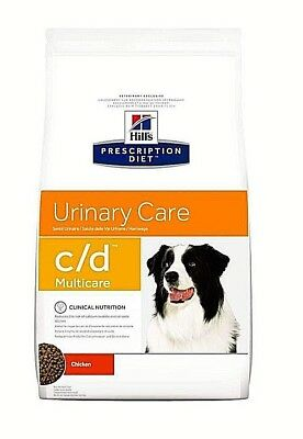12kg HILL'S PD Prescription Diet Canine c/d Urinary von Bravam 052742917603