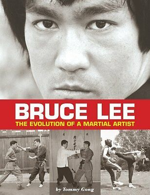 Bruce Lee by Tommy Gong New Paperback Book