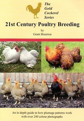 21st Century Poultry Breeding by Grant Brereton New Paperback Book