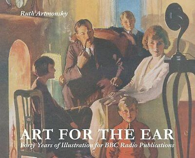 Art for the Ear by Artmonsky  Ruth Paperback New  Book