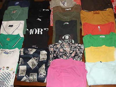 Large Mixed Clothes Bundle - 30 Items - All Pictures In Listing - Womens & Mens