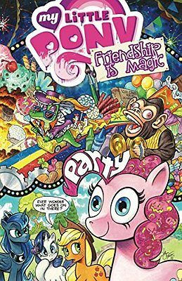 My Little Pony Friendship Is Magic Volume 1 by Christina Rice New Paperback Book