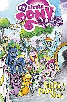 My Little Pony Friendship Is Magic Volume 5 by Katie Cook New Paperback Book