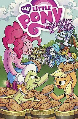 My Little Pony Friendship Is Magic Volume 8 by Thom Zahler New Paperback Book