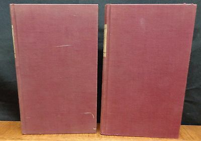 THE HISTORY OF THE AMERICAN REVOLUTION - TWO VOLUMES By David Ramsay 1793