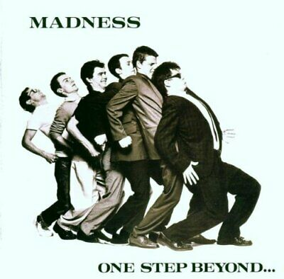 Madness - One Step Beyond... - Madness CD MAVG The Cheap Fast Free Post