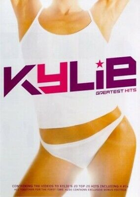 Kylie Minogue: Greatest Hits [DVD] [2003] - DVD  EKVG The Cheap Fast Free Post