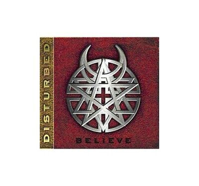 Disturbed - Believe - Disturbed CD PCVG The Cheap Fast Free Post The Cheap Fast