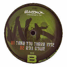 Whizzkick - Urbanasia E.P - Warehouse Wax - 2007 #241978