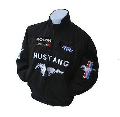 Mustang Roush 427r 428R Quality Jacket