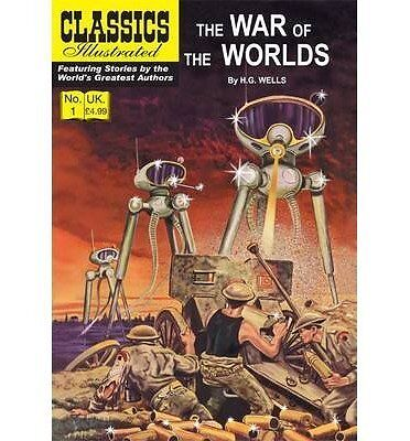 War of the Worlds by H. G. Wells New Paperback Book