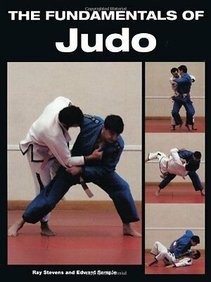 Fundamentals of Judo by Ray Stevens New Paperback Book
