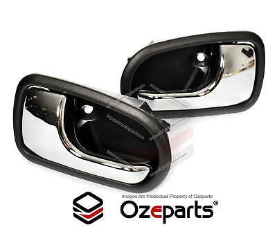 Mazda 323 Protege BJ 1998~2003 Front or Rear Pair LH+RH  Inner Door Handle