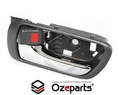 LH LHS Left Inner Door Handle Front or Rear Chrome For Toyota Camry CV 36 02~06