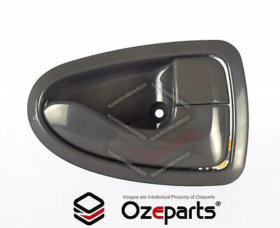 Hyundai Accent 2000~2006 FRONT or REAR RH Right Hand Inner Door Handle Grey
