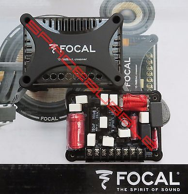 100% New FOCAL Pair 3 way Crossover FLAX EXPERT PS 165F3 XO Hi End Audiophile SQ