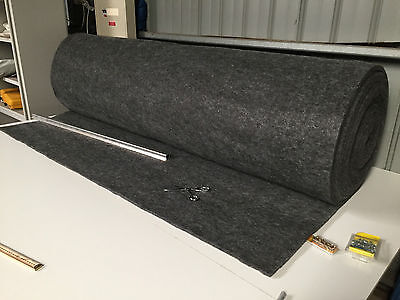Air Con Filter Media 5 Metres x 1 Metre Universal Airconditioner Material 5Mtr