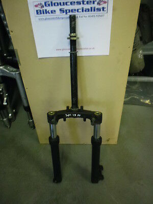 White Knuckle Wk 50 Vs Fork Tubes Stanchions With Bottom Yoke 2015