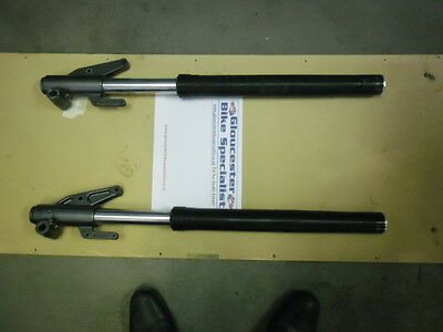 Sinnis Stealth 125  Left And Right Fork Tubes Stanchions  2014