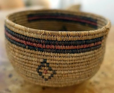 Indian Hand Woven Basket.