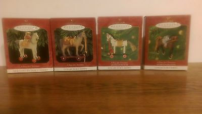 Hallmark A Pony For Christmas--entire collection