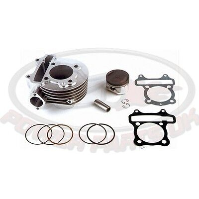 Airsal Big Bore Cylinder Kit For SUMCO Manga 125