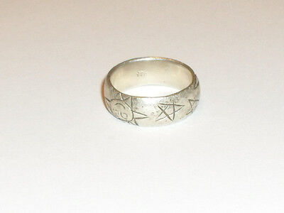 Band Ring Silber 925 Gr 16,5 !!! Top !!!