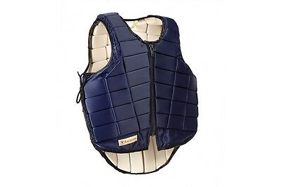 Racesafe RS2010 Body Protector NAVY Child Medium Standard Back *SALE CLEARANCE*