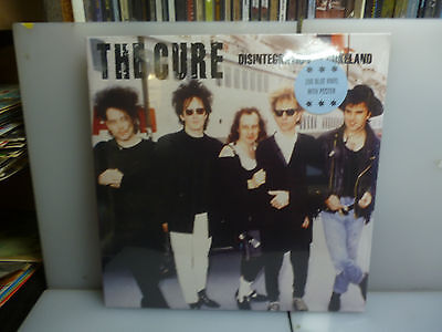 Cure-Disintegration In Cokeland. Oakland, Ca, Usa 1989-2Lp Blue Vinyl-New.sealed