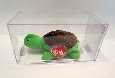 Authenticated Ty Beanie Baby 1st Gen SPEEDY Turtle MWMT MQ ULTRA RARE & PRISTINE