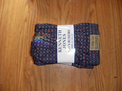 New Kenneth Jones Boys Boxers New Large 10-11