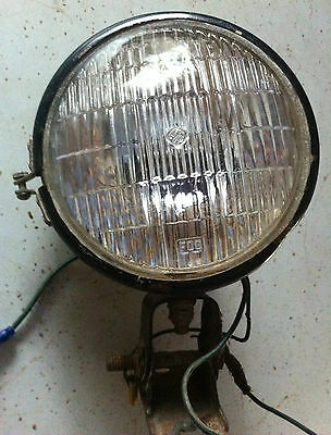 Vintage Sealed Beam Fog Light *Can ship from Danville, WA TO SAVE $*