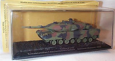 Leopard 2 A5 tank 2000 1-72 scale new in case sealed