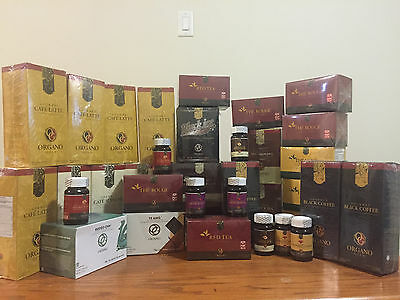 Organo Gold Exclusive Discounted Premium Package
