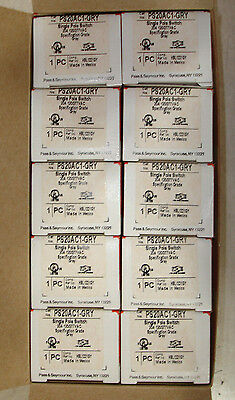 NEW 10 Pack Pass & Seymour P&S PS20AC1-GRY Grey 20 Amp Switch = to HBL1221GY