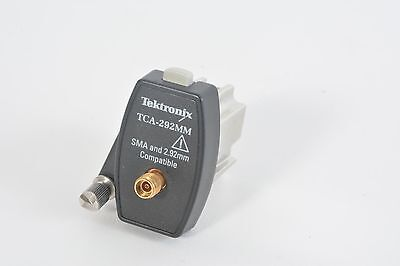 Tektronix TCA-292MM Adapter With SMA & 2.92MM Compatible