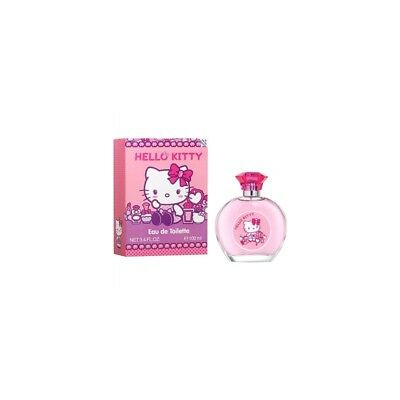 Hello Kitty By Air-Val 100ml EDT  (L) SP Kids 100% Genuine (New)