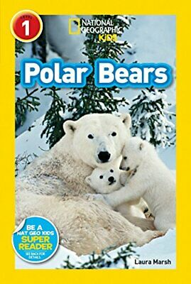 National Geographic Kids Readers: Polar Bears (Nation... by National Geographic
