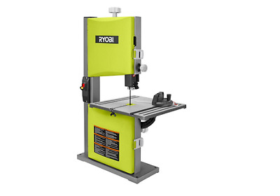 New Ryobi 2.5 Amp 9 in. Band Saw in Green, 3000 RPM Model BS904G