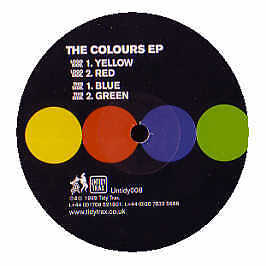 Untidy Dubs Present - The Colours EP - Untidy - 1999 #35943