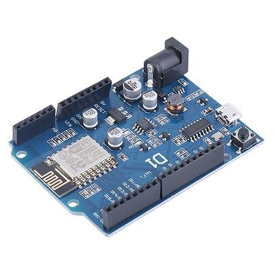 ESP8266 ESP-12E WIFI Wireless Dev Board for Arduino IDE UNO WeMos D1 ZX