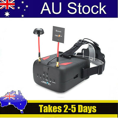 Eachine VR 5.8G 40CH FPV Goggles Glasses Video Monitor for Racing Drone Quad Toy