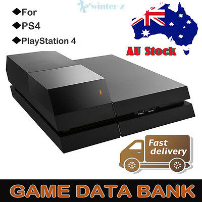 Data Bank Video Gaming Game LED External Hard Drive Storage For Playstation4 PS4